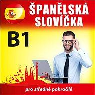 Španělská slovíčka B1 - Audiokniha MP3