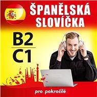 Španělská slovíčka B2, C1 - Audiokniha MP3