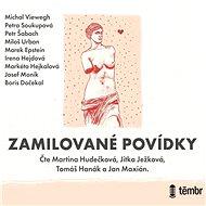 Zamilované povídky - Audiokniha MP3