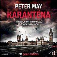 Karanténa - Audiokniha MP3