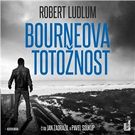 Audiokniha MP3 Bourneova totožnost - Audiokniha MP3