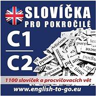 Angličtina - slovíčka pro pokročilé C1-C2