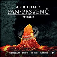 Pán prstenů - trilogie - Audiokniha MP3