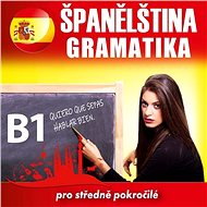 Španělská gramatika B1 - Audiokniha MP3