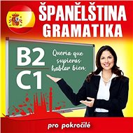 Španělská gramatika B2, C1 - Audiokniha MP3