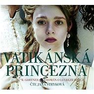 Vatikánská princezna - Audiokniha MP3
