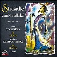 Strašidlo cantervillské - Audiokniha MP3