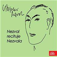 Nezval recituje Nezvala - Audiokniha MP3