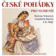 České pohádky pro nejmenší - Audiokniha MP3