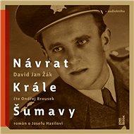 Návrat Krále Šumavy - román o Josefu Hasilovi - Audiokniha MP3