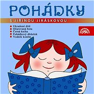 Pohádky s Jiřinou Jiráskovou - Audiokniha MP3