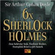 6x Sherlock Holmes