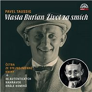 Vlasta Burian / Život za smích - Audiokniha MP3