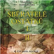 Balíček historických audioknih Sběratelé ostatků za výhodnou cenu