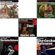 Slavné případy Sherlocka Holmese - Audiokniha MP3