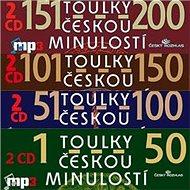 Toulky českou minulostí 1-200 - Audiokniha MP3