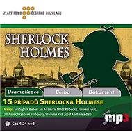 15 cases of Sherlock Holmes - Audiobook MP3