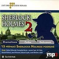 15 případů Sherlocka Holmese podruhé - Audiokniha MP3