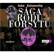 Sága rodu Forsytů - Audiokniha MP3