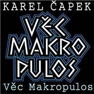 Věc makropulos - Audiokniha MP3