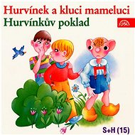 Hurvínek and boys Mameluks, Hurvínek treasure - Audiobook MP3