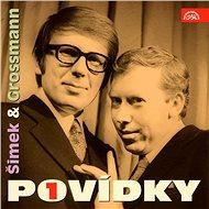 Povídky Šimka a Grossmanna 1 - Audiokniha MP3