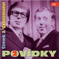Povídky Šimka a Grossmanna 2 - Audiokniha MP3