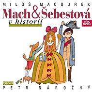 Mach a Šebestová v historii - Audiokniha MP3