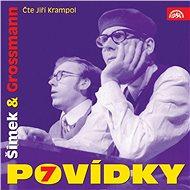 Povídky Šimka a Grosmanna 7 - Audiokniha MP3
