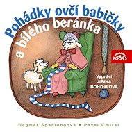 Audiokniha MP3 Pohádky ovčí babičky a bílého beránka - Audiokniha MP3