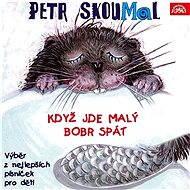 Když jde malý bobr spát. Písničky pro děti - Audiokniha MP3
