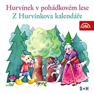 Hurvínek in fairy forest, Z Hurvinek calendar - Audiobook MP3