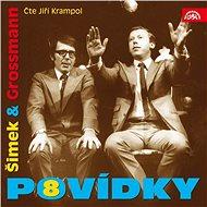 Povídky Šimka a Grosmanna 8 - Audiokniha MP3