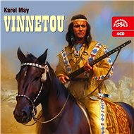 Vinnetou Komplet box 4CD - Karel May