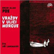 Vraždy v ulici Morgue - Audiokniha MP3