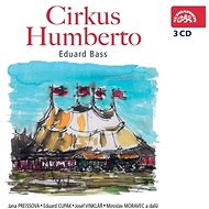 Cirkus Humberto - Audiobook MP3