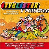 Audiobook MP3 Four-leaf clover in a fairy tale - Audiokniha MP3