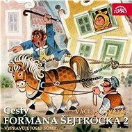 Cesty formana Šejtročka 2 - Audiokniha MP3