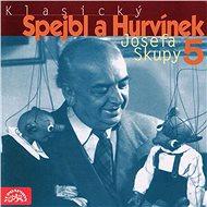 Klasický Spejbl a Hurvínek Josefa Skupy 5