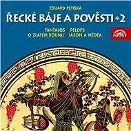Řecké báje a pověsti 2 - Audiokniha MP3