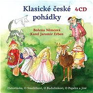 Klasické české pohádky - Audiokniha MP3