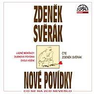 Nové povídky - Co se na 2CD nevešlo - Zdeněk Svěrák