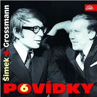 Povídky Šimka a Grossmanna 6 - Audiokniha MP3