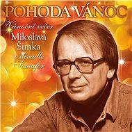 Pohoda Vánoc. Vánoční večer Miloslava Šimka v divadle Semafor - Audiokniha MP3