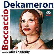 Decameron. Three stories of a hundred - Audiobook MP3