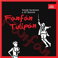 Fanfán Tulipán - Audiokniha MP3