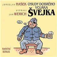 Osudy dobrého vojáka Švejka (raritní bonus ke kompletu 12CD)