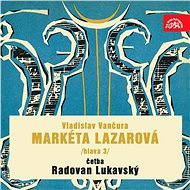 Marketa Lazarova/head 3 / - Audiobook MP3
