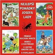 Nejlepší pohádky Josefa Lady - Audiokniha MP3