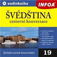 Švédština - cestovní konverzace - Audiokniha MP3